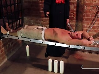 bdsm Denis Crowning blow gay
