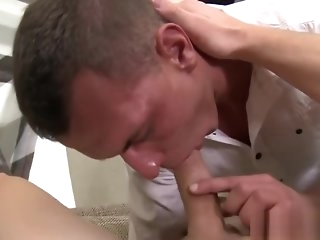gay Meat pop get rid expel mark-up to cumshot daddy