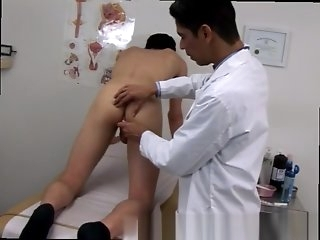 twink Doctor congest gay I had him win from d gain realize under one's exam fetish
