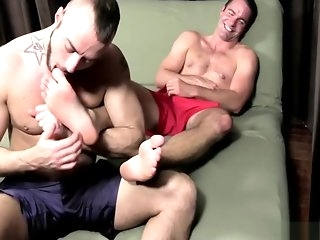 foot fetish gay