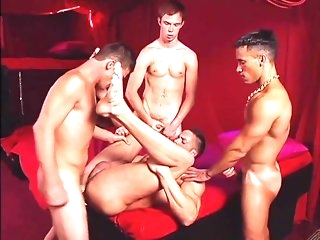 hd Erik rhodes joins an orgy gay