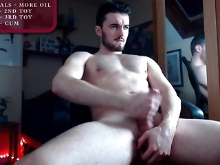 amateur hot athletic guy stroking his broad take the beam load for shit first of all chaturbate twink