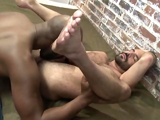 interracial A prisoner's solicit for sexual bent hunk