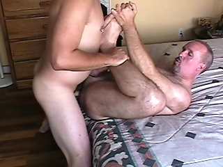 bareback Riding My Fuckhole twink