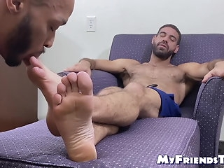 interracial hunk