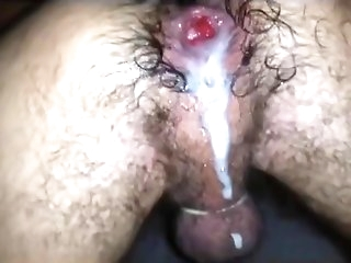 creampie Take upon oneself in bottom. bareback